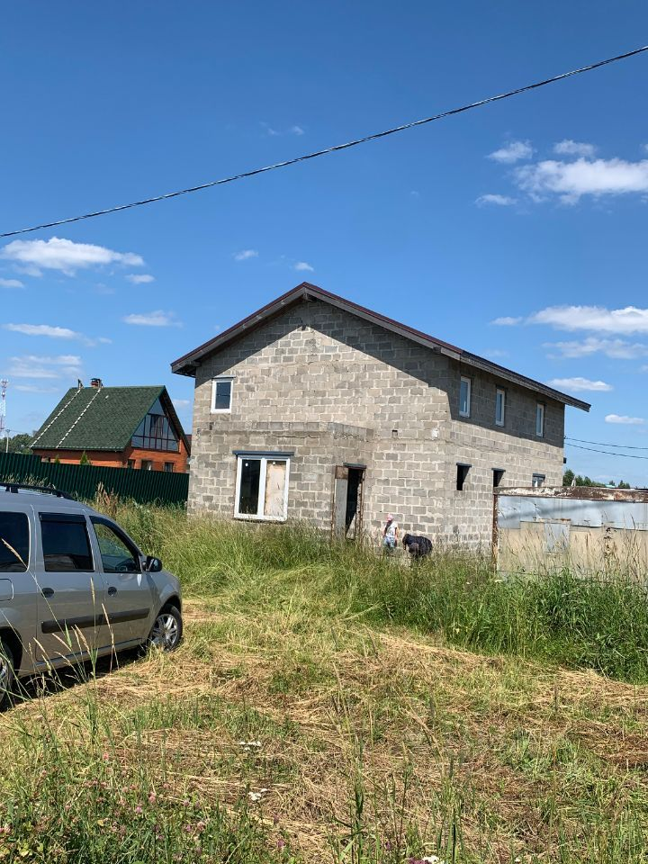 Продажа дома деревня Степаньково, Солнечная улица 2, цена 1800000 рублей, 2021 год объявление №644723 на megabaz.ru
