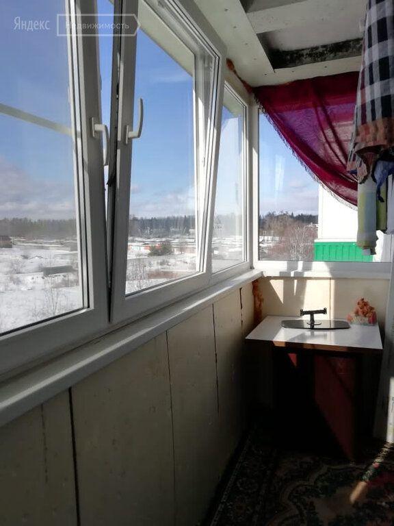 Продажа однокомнатной квартиры село Марфино, Зелёная улица 11, цена 3900000 рублей, 2021 год объявление №644323 на megabaz.ru