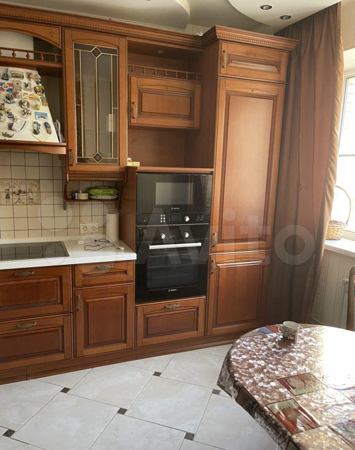 Продажа трёхкомнатной квартиры поселок Аничково, цена 6150000 рублей, 2021 год объявление №653869 на megabaz.ru