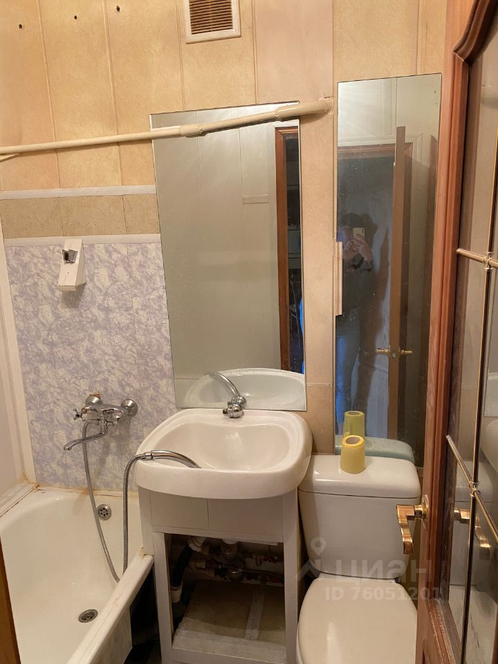 Продажа однокомнатной квартиры Озёры, цена 1070000 рублей, 2021 год объявление №647674 на megabaz.ru