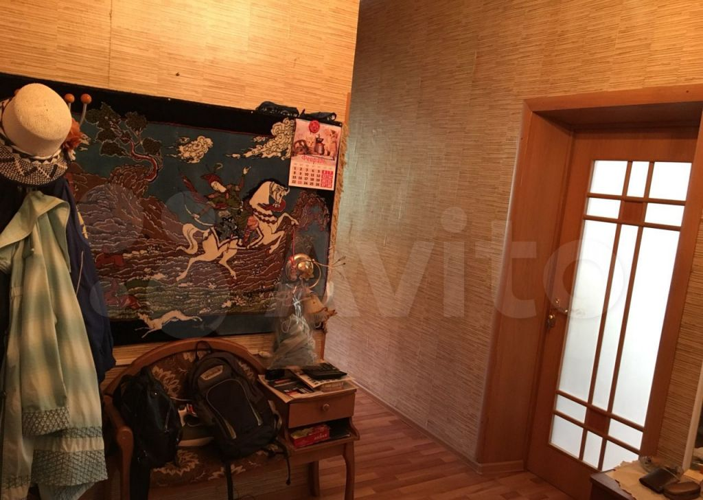 Продажа трёхкомнатной квартиры Электроугли, 1-й Троицкий переулок 7, цена 4100000 рублей, 2021 год объявление №644677 на megabaz.ru