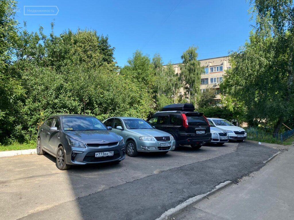 Продажа двухкомнатной квартиры дачный посёлок Лесной Городок, Фасадная улица 8к6, цена 6650000 рублей, 2021 год объявление №644277 на megabaz.ru
