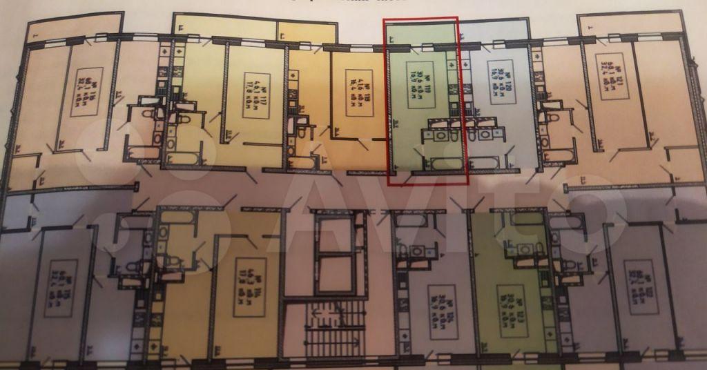 Продажа студии деревня Пирогово, цена 4200000 рублей, 2021 год объявление №644281 на megabaz.ru