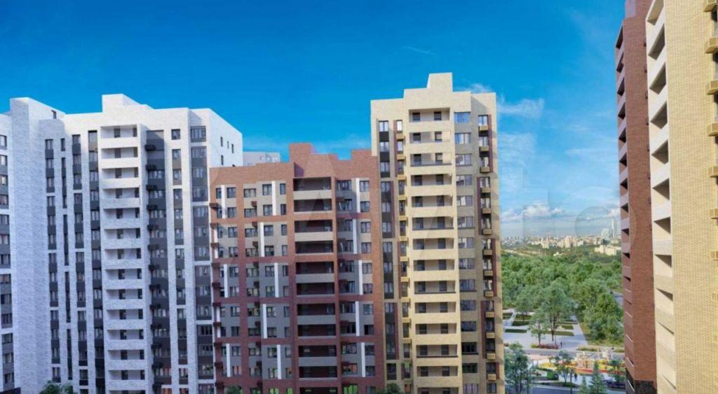 Продажа трёхкомнатной квартиры поселок Нагорное, Липкинское шоссе 1, цена 9560000 рублей, 2021 год объявление №644218 на megabaz.ru