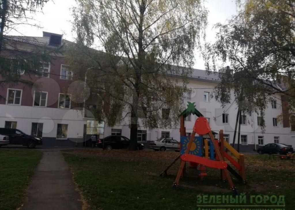 Продажа комнаты Высоковск, улица Ленина 20, цена 1300000 рублей, 2021 год объявление №644208 на megabaz.ru