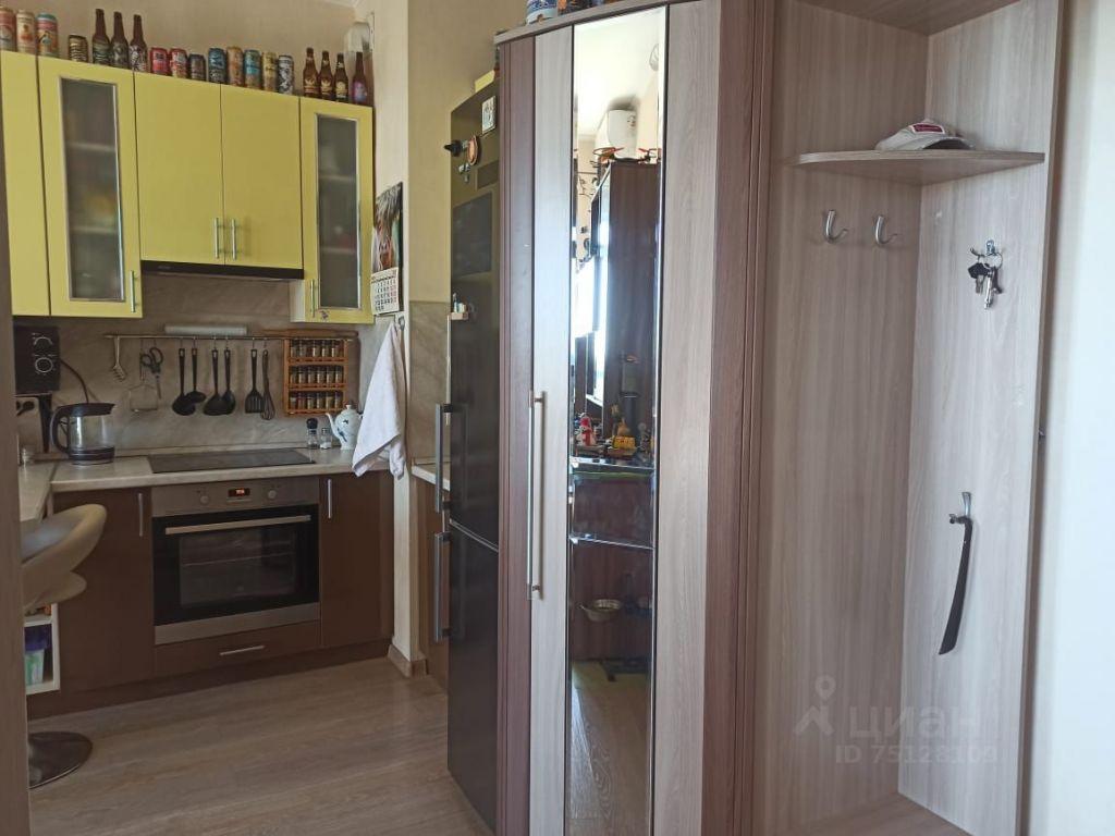 Продажа однокомнатной квартиры деревня Рузино, цена 5600000 рублей, 2021 год объявление №639846 на megabaz.ru