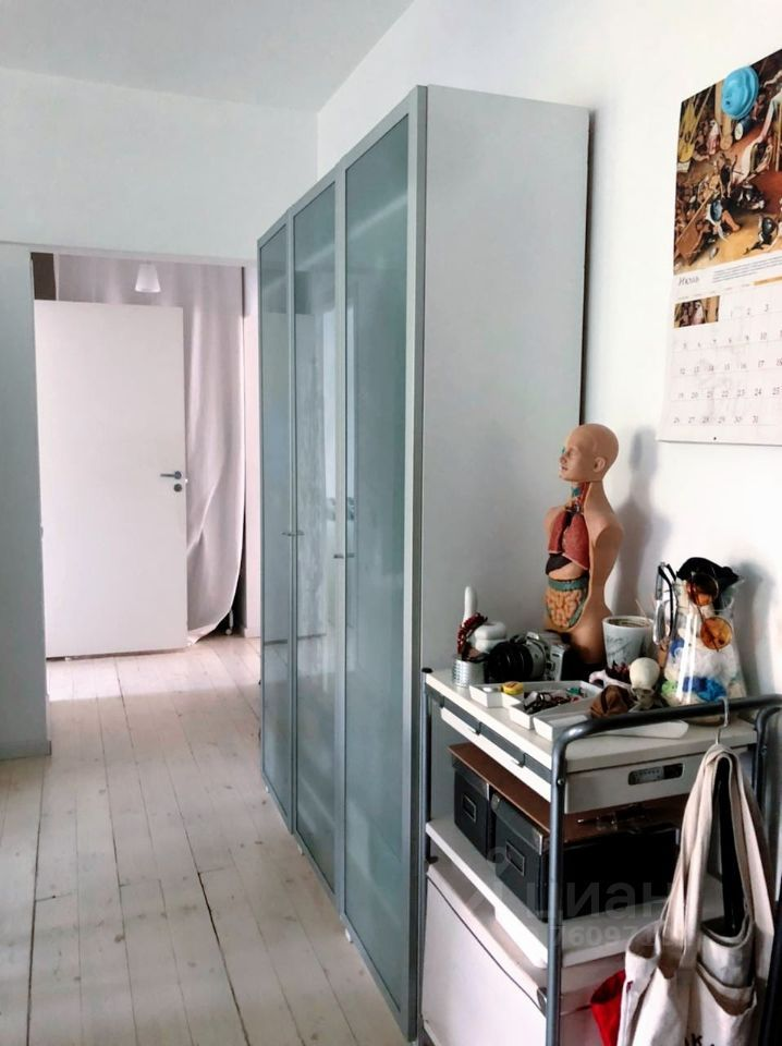Продажа трёхкомнатной квартиры Москва, метро Краснопресненская, Зоологический переулок 4-6, цена 21000000 рублей, 2021 год объявление №652596 на megabaz.ru