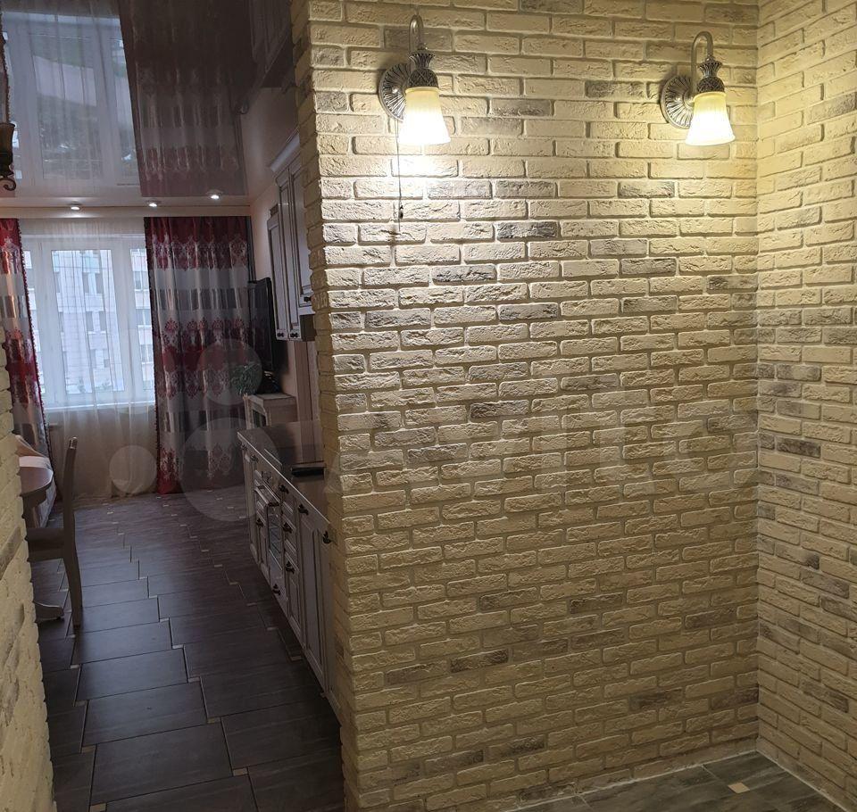 Продажа однокомнатной квартиры Подольск, Ленинградская улица 11, цена 7300000 рублей, 2021 год объявление №667444 на megabaz.ru