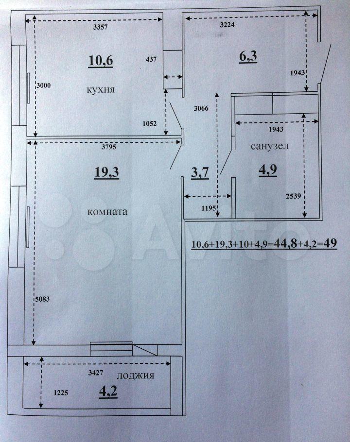 Продажа однокомнатной квартиры Москва, метро Лесопарковая, Варшавское шоссе 168, цена 15890000 рублей, 2021 год объявление №669162 на megabaz.ru