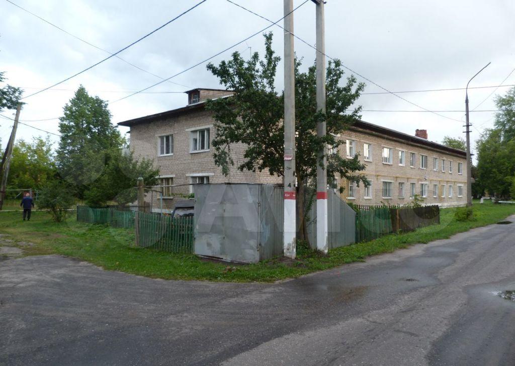 Продажа двухкомнатной квартиры поселок Бакшеево, улица 1 Мая, цена 940000 рублей, 2021 год объявление №553603 на megabaz.ru