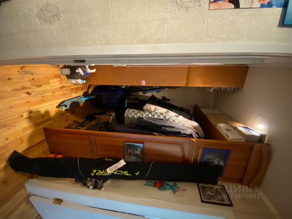 Продажа двухкомнатной квартиры деревня Кривцово, цена 3800000 рублей, 2021 год объявление №638647 на megabaz.ru