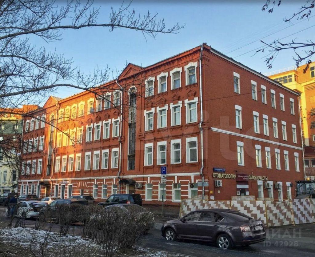 Продажа студии Москва, метро Бауманская, Балакиревский переулок 23, цена 7500000 рублей, 2021 год объявление №649664 на megabaz.ru