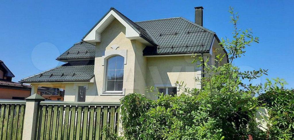 Продажа дома село Воскресенское, цена 12000000 рублей, 2021 год объявление №646140 на megabaz.ru