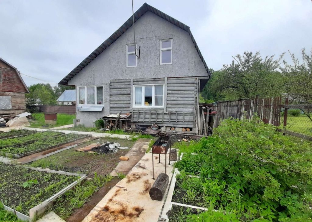 Продажа дома Ликино-Дулёво, улица Мельникова, цена 900000 рублей, 2021 год объявление №653571 на megabaz.ru