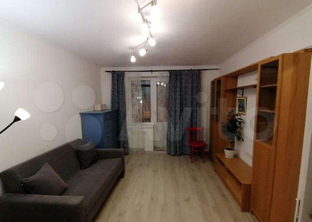 Продажа однокомнатной квартиры село Верзилово, Центральная улица 3, цена 2600000 рублей, 2021 год объявление №668536 на megabaz.ru