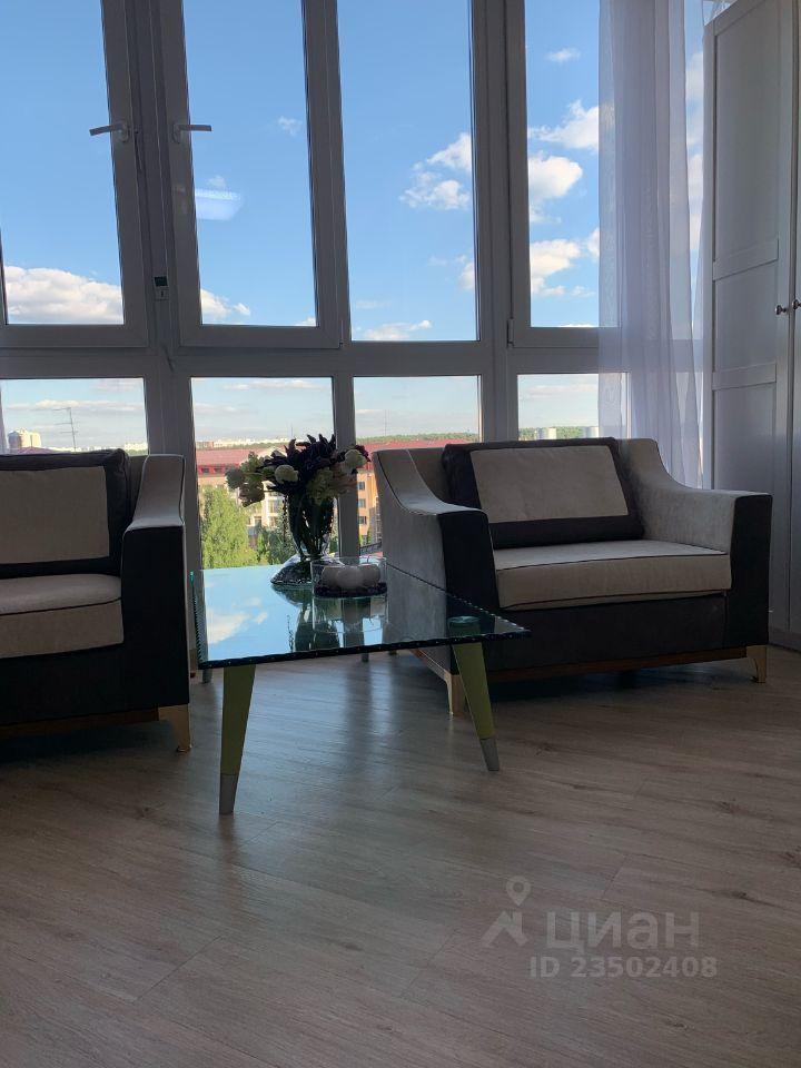 Продажа двухкомнатной квартиры Москва, метро Крылатское, Рублёвское шоссе 70к7, цена 18000000 рублей, 2021 год объявление №645049 на megabaz.ru