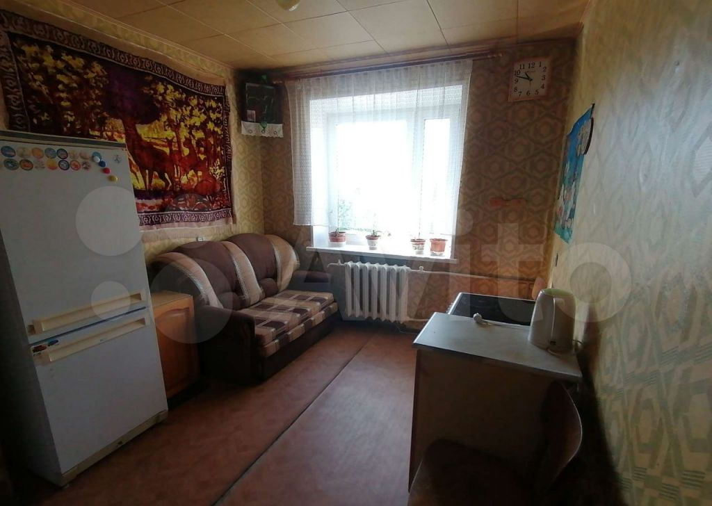 Продажа однокомнатной квартиры село Саввино, Текстильная улица 6А, цена 1300000 рублей, 2021 год объявление №635193 на megabaz.ru