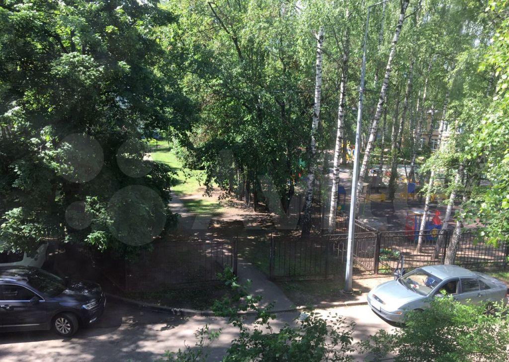 Продажа однокомнатной квартиры поселок Горки-2, цена 4100000 рублей, 2021 год объявление №634227 на megabaz.ru