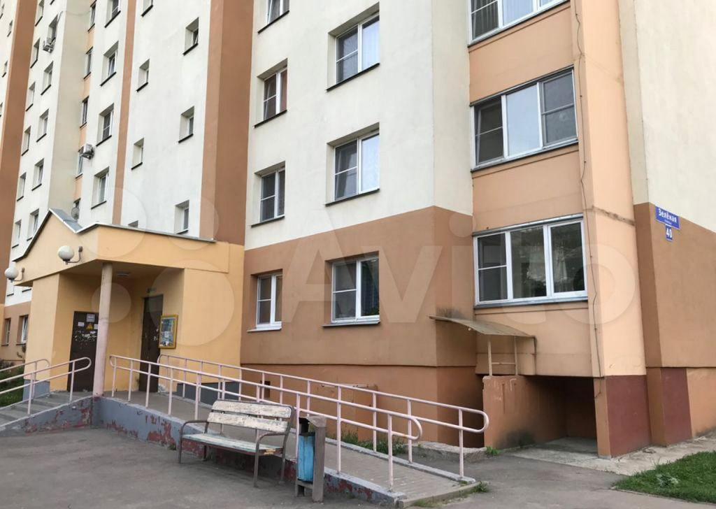 Продажа двухкомнатной квартиры поселок Володарского, Зелёная улица 40, цена 6180000 рублей, 2021 год объявление №637359 на megabaz.ru