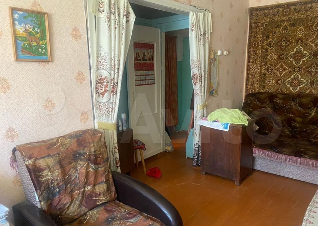 Продажа двухкомнатной квартиры деревня Тарасково, Комсомольская улица 27, цена 1600000 рублей, 2021 год объявление №645158 на megabaz.ru