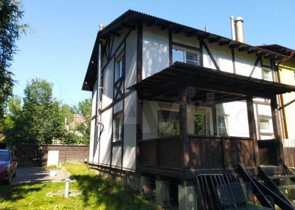 Аренда дома дачный посёлок Лесной Городок, цена 87000 рублей, 2021 год объявление №1415941 на megabaz.ru