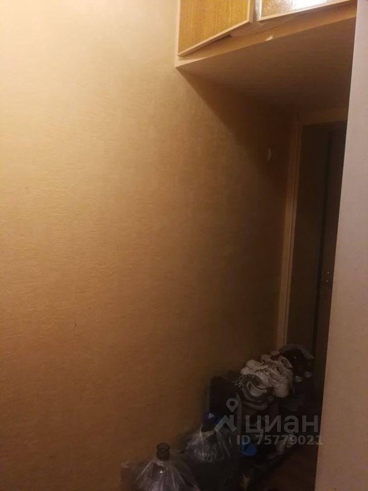 Продажа однокомнатной квартиры Москва, метро Измайловская, Никитинская улица 21к1, цена 8500000 рублей, 2021 год объявление №645611 на megabaz.ru