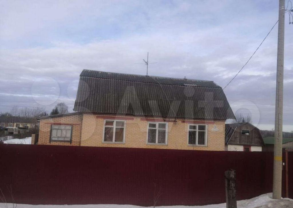 Продажа дома Высоковск, цена 6500000 рублей, 2021 год объявление №632606 на megabaz.ru