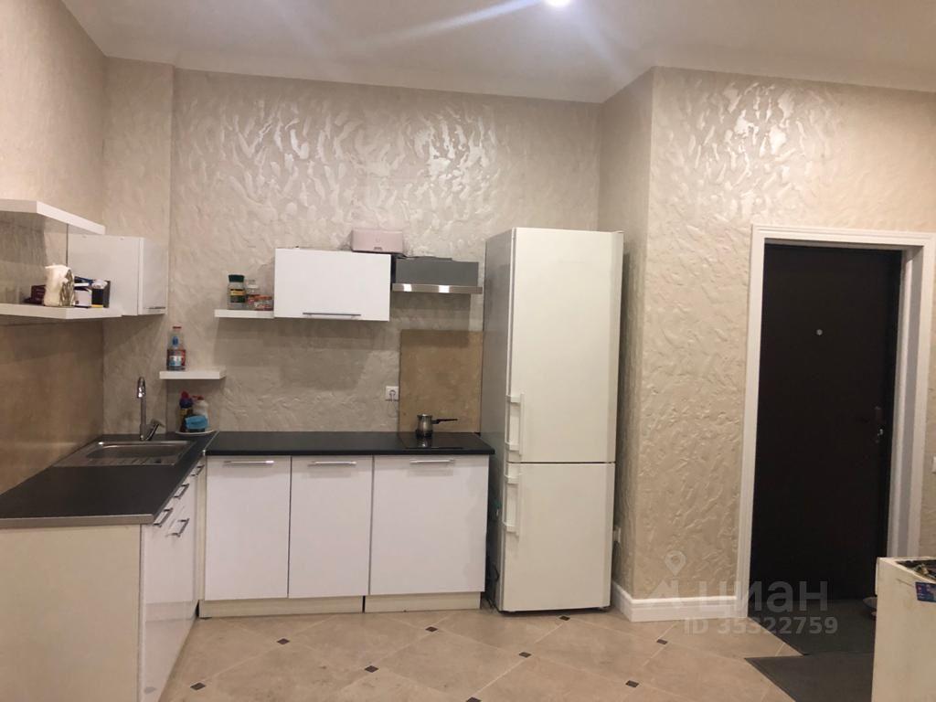Аренда однокомнатной квартиры деревня Мамоново, Колхозная улица 193, цена 30000 рублей, 2021 год объявление №1414245 на megabaz.ru