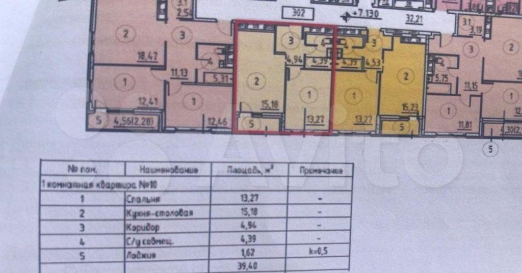 Продажа однокомнатной квартиры Красногорск, метро Пятницкое шоссе, цена 8200000 рублей, 2021 год объявление №693630 на megabaz.ru