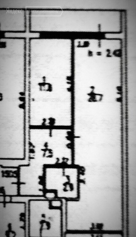 Продажа двухкомнатной квартиры Москва, метро Сухаревская, Докучаев переулок 2с3, цена 20100000 рублей, 2021 год объявление №646595 на megabaz.ru