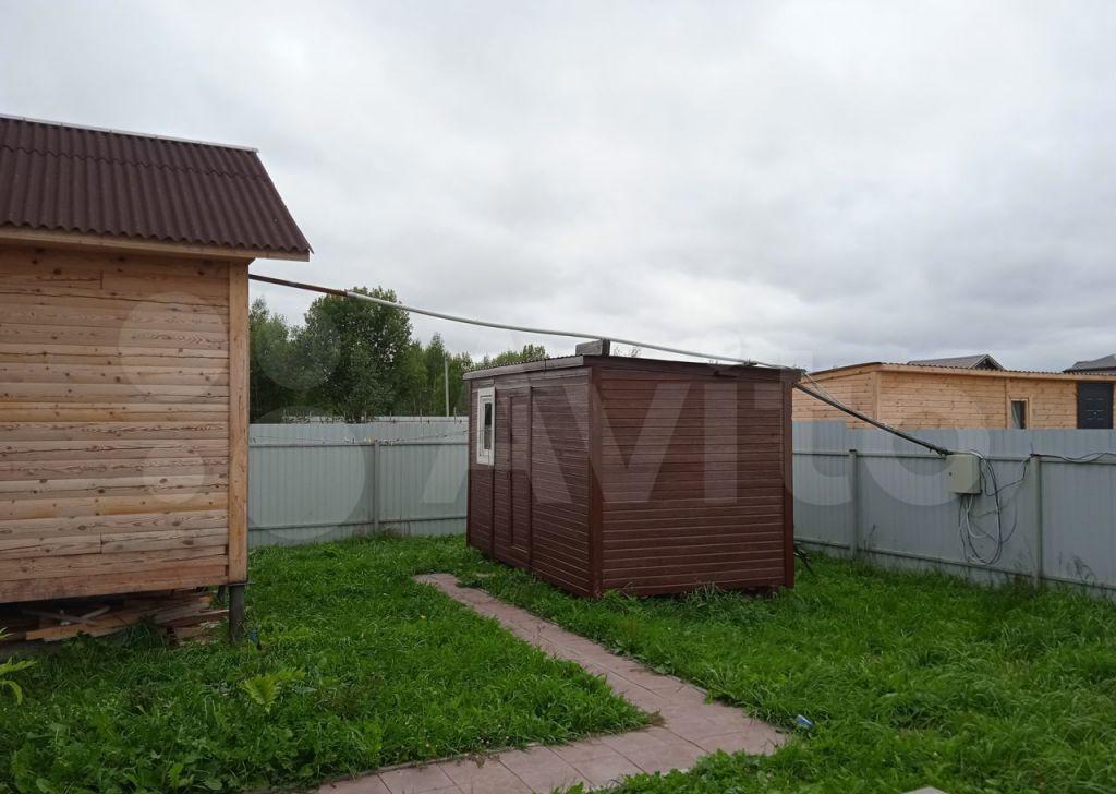 Продажа дома деревня Алфёрово, цена 1850000 рублей, 2021 год объявление №688618 на megabaz.ru