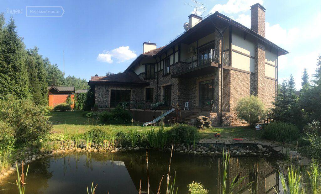 Продажа дома деревня Солослово, цена 220000000 рублей, 2021 год объявление №652263 на megabaz.ru