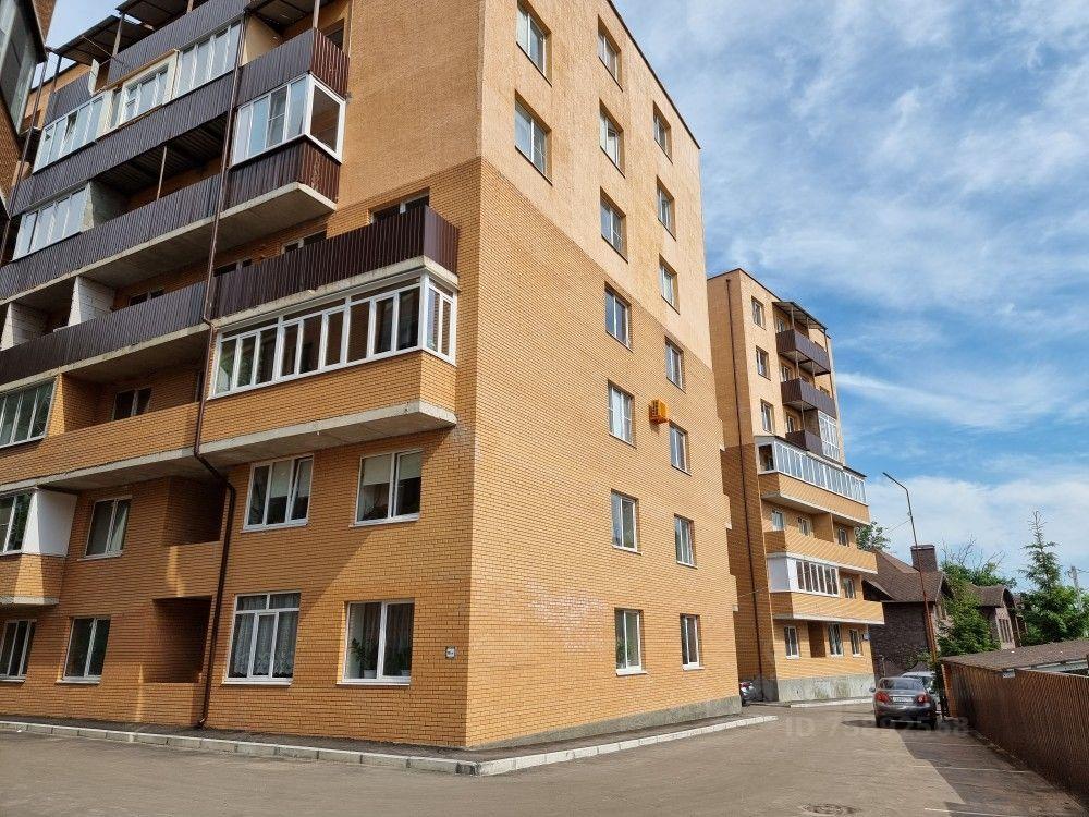Продажа однокомнатной квартиры деревня Бородино, Варшавское шоссе 78, цена 4100000 рублей, 2021 год объявление №645688 на megabaz.ru
