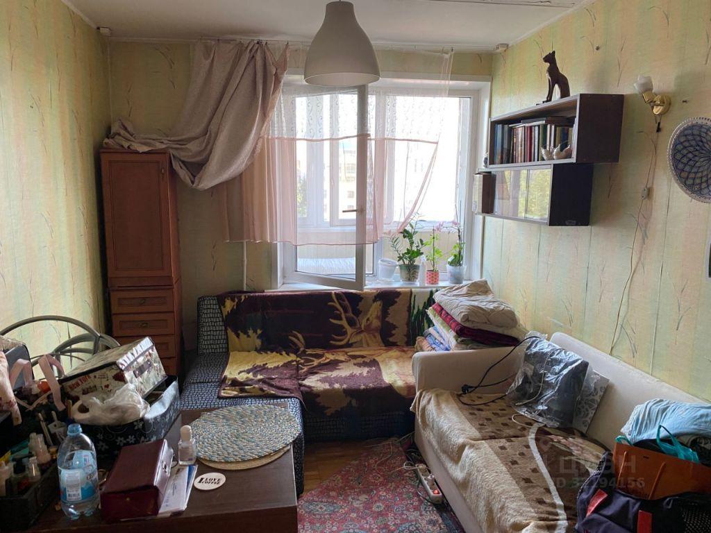 Продажа двухкомнатной квартиры Москва, метро Марьина роща, Стрелецкая улица 18, цена 16000000 рублей, 2021 год объявление №649763 на megabaz.ru