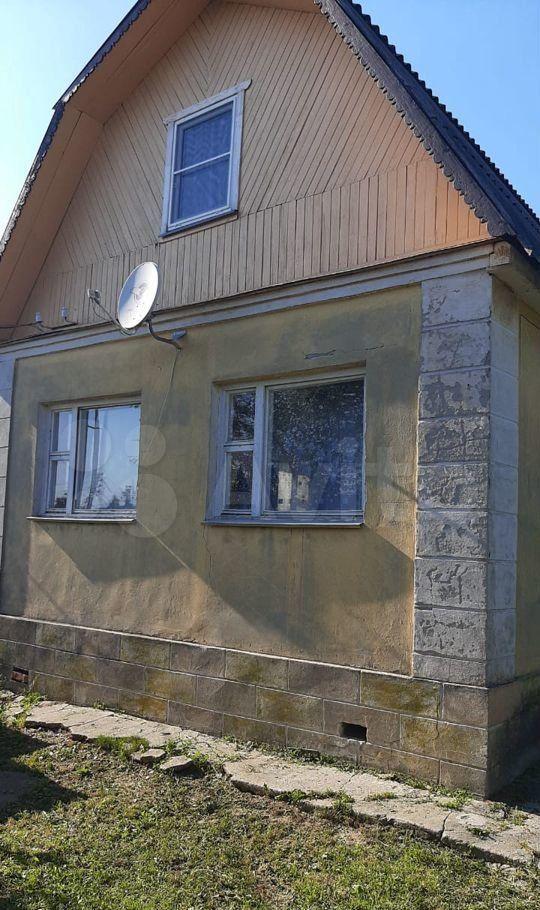 Продажа дома село Семеновское, цена 2600000 рублей, 2021 год объявление №645779 на megabaz.ru