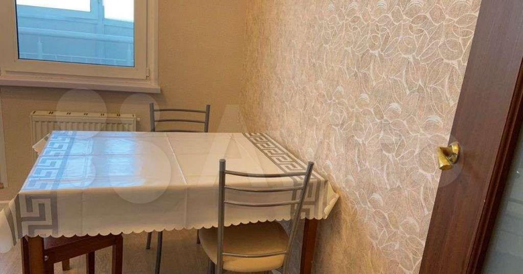 Аренда однокомнатной квартиры Домодедово, улица Курыжова 25, цена 22000 рублей, 2021 год объявление №1469643 на megabaz.ru