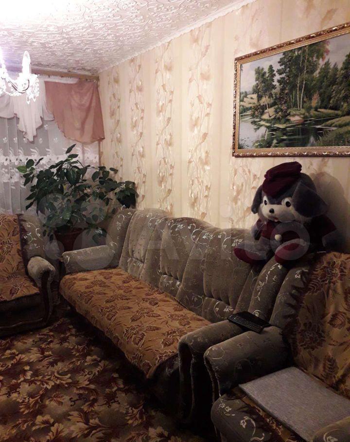 Продажа двухкомнатной квартиры поселок Красная Пойма, Гражданская улица 12, цена 2500000 рублей, 2021 год объявление №585109 на megabaz.ru