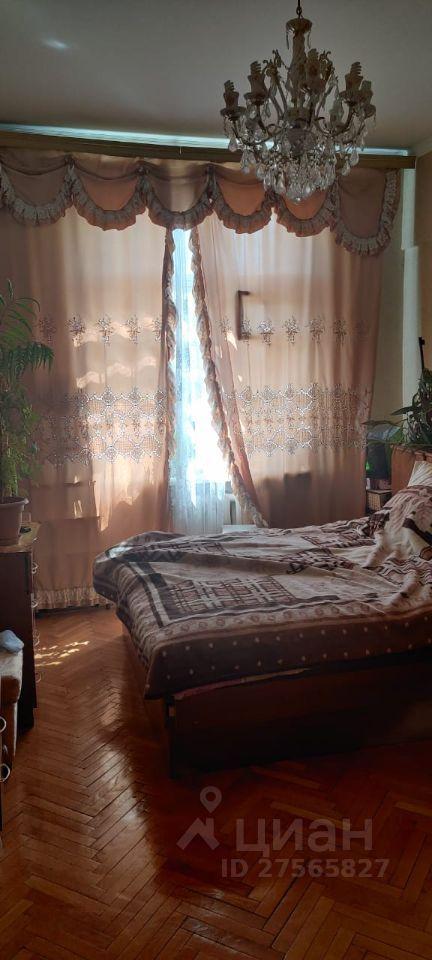 Продажа трёхкомнатной квартиры Москва, метро Варшавская, Варшавское шоссе 85к1, цена 21500000 рублей, 2021 год объявление №645782 на megabaz.ru
