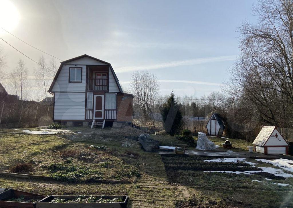 Продажа дома деревня Никульское, цена 2350000 рублей, 2021 год объявление №620664 на megabaz.ru