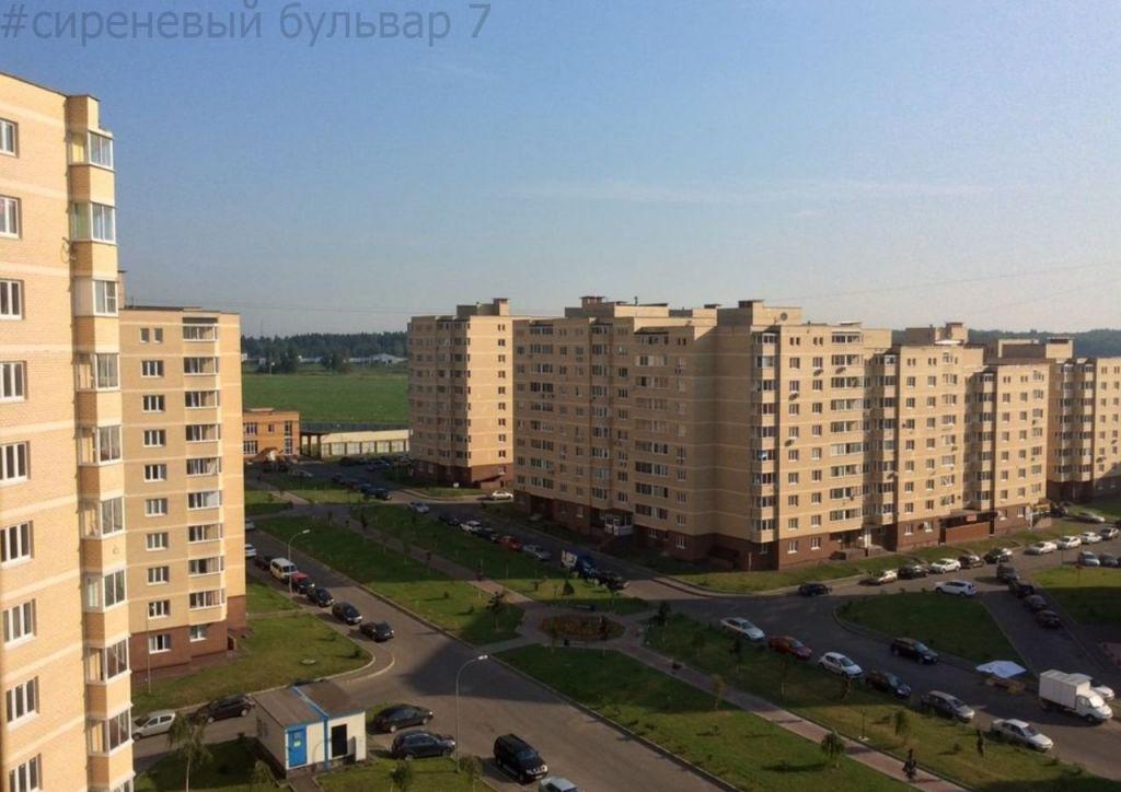 Продажа однокомнатной квартиры село Рождествено, Сиреневый бульвар 7, цена 3850000 рублей, 2021 год объявление №422746 на megabaz.ru