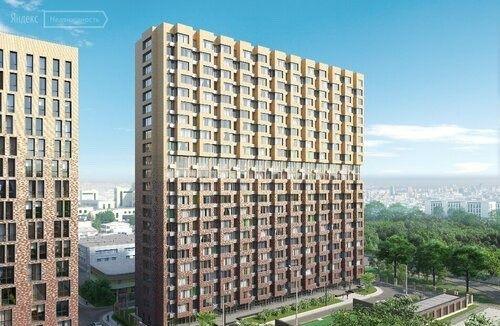 Продажа однокомнатной квартиры Москва, метро Полежаевская, цена 9000000 рублей, 2020 год объявление №383723 на megabaz.ru