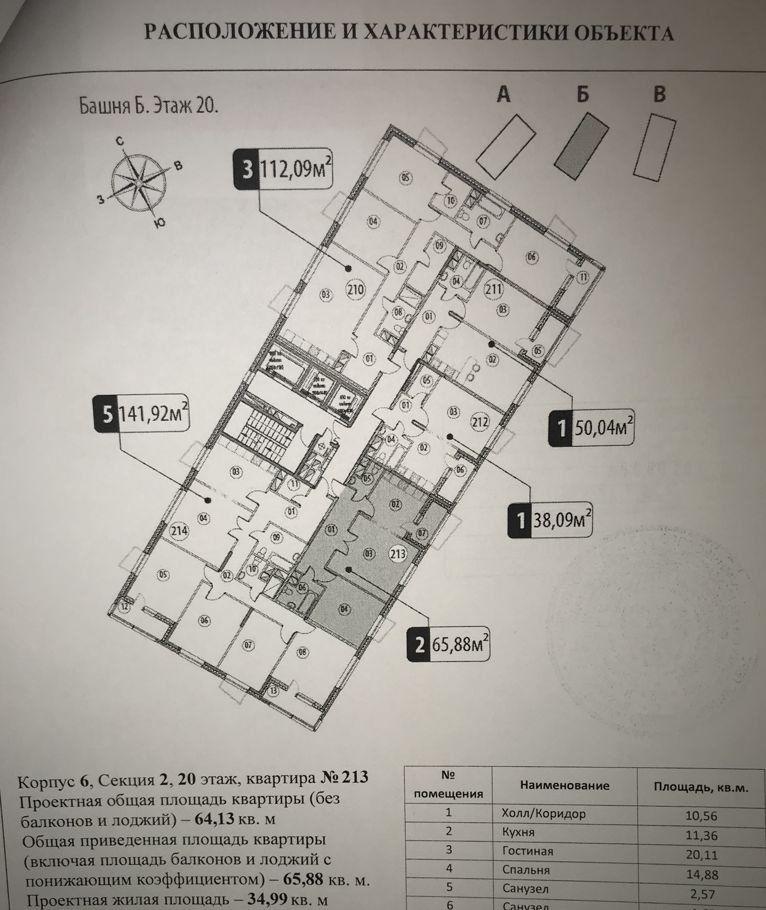 Продажа двухкомнатной квартиры Москва, метро Спартак, цена 13000000 рублей, 2020 год объявление №421221 на megabaz.ru