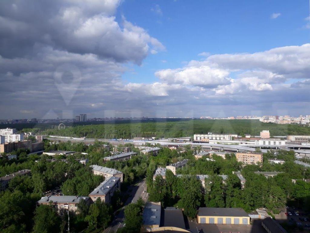 Продажа однокомнатной квартиры Москва, метро Шоссе Энтузиастов, проспект Будённого 51к1, цена 10550000 рублей, 2020 год объявление №358479 на megabaz.ru