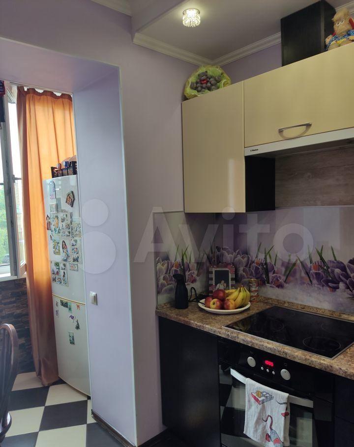Продажа однокомнатной квартиры поселок Аничково, цена 3850000 рублей, 2021 год объявление №647020 на megabaz.ru