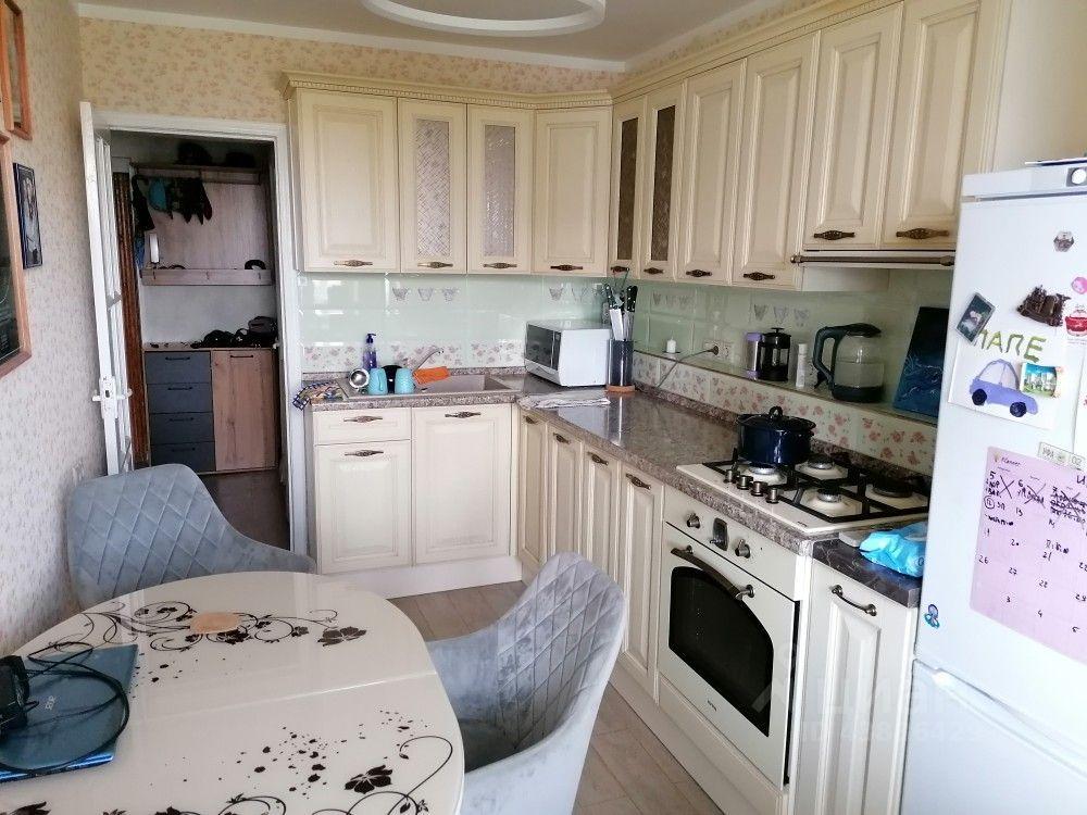 Продажа двухкомнатной квартиры Краснознаменск, проспект Мира 2, цена 7500000 рублей, 2021 год объявление №646813 на megabaz.ru