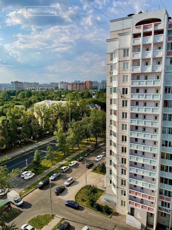 Продажа трёхкомнатной квартиры Москва, метро Сходненская, Сходненская улица 6к1, цена 20250000 рублей, 2021 год объявление №649759 на megabaz.ru