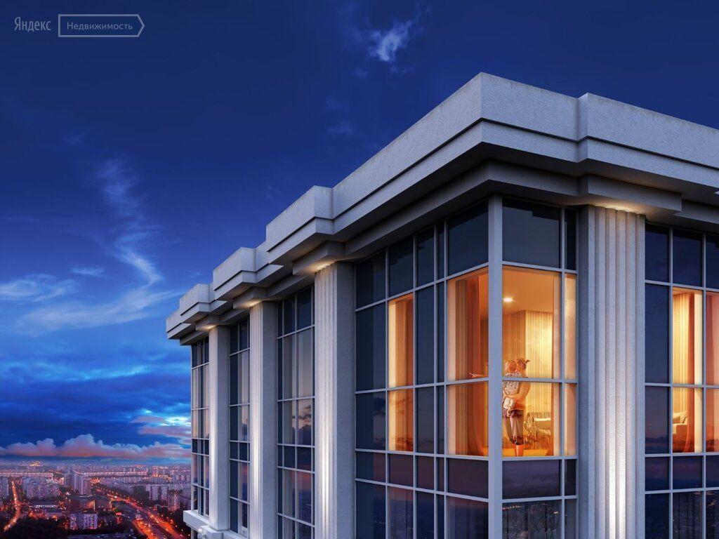 Продажа двухкомнатной квартиры Москва, метро Красногвардейская, Ореховый бульвар 24к4, цена 17000000 рублей, 2021 год объявление №659799 на megabaz.ru