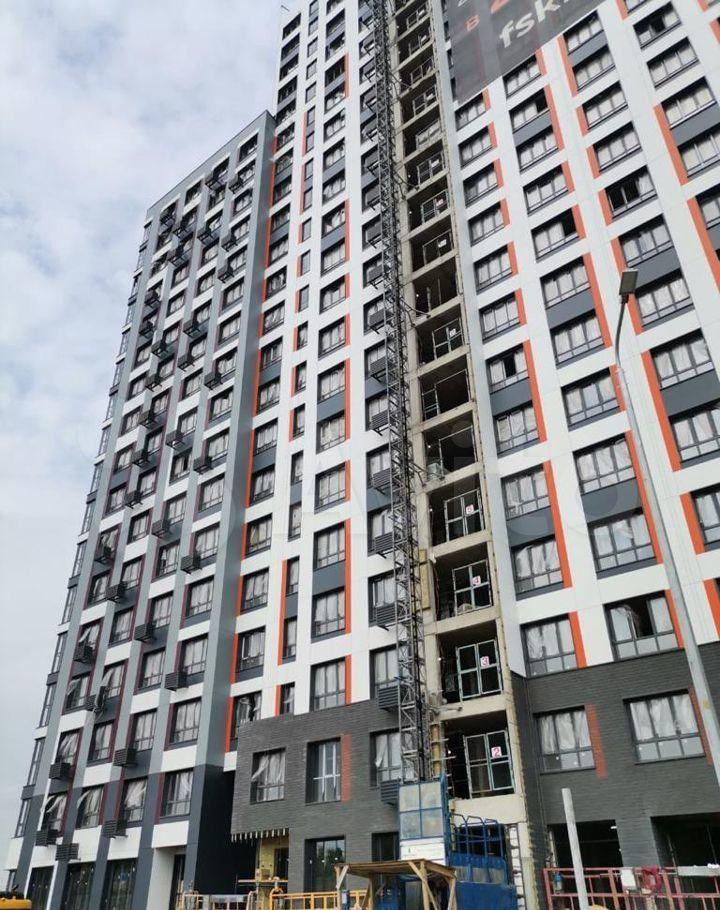 Продажа однокомнатной квартиры поселок Нагорное, метро Алтуфьево, Липкинское шоссе 5К, цена 5200000 рублей, 2021 год объявление №623774 на megabaz.ru