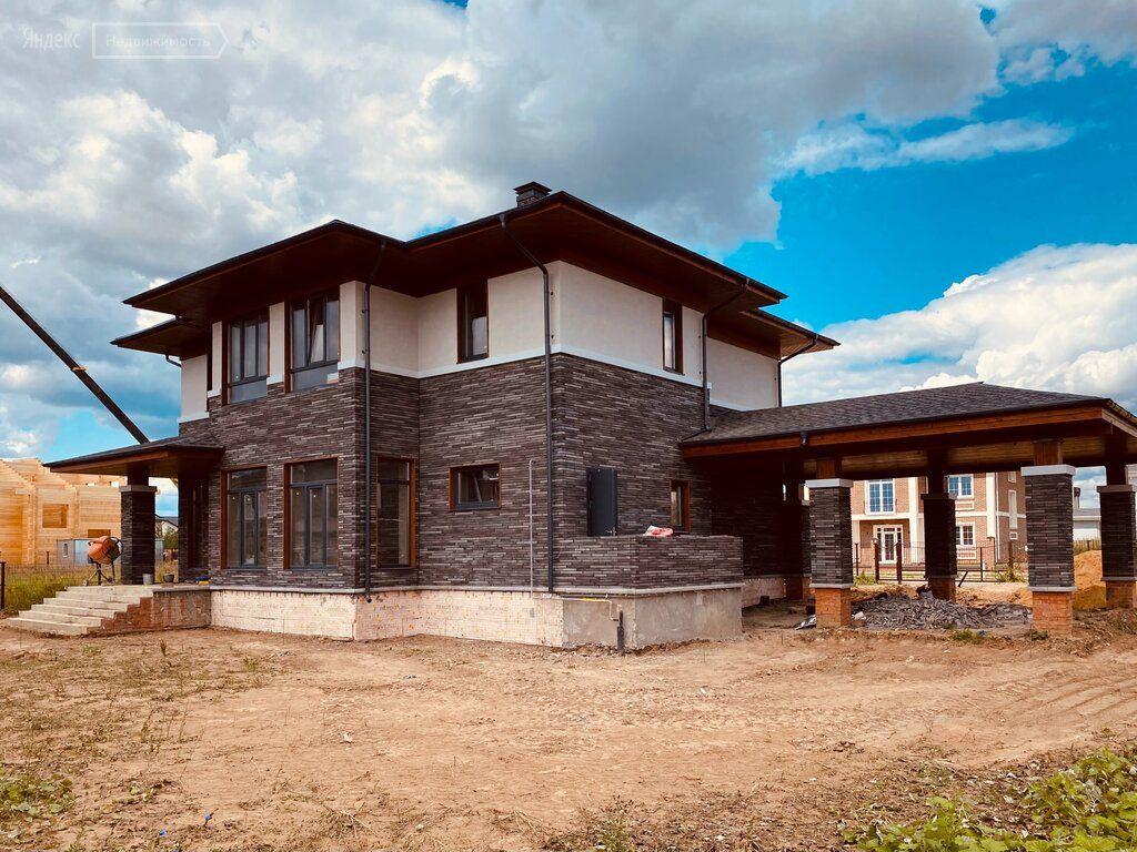 Продажа дома деревня Покровское, Покровский бульвар 368, цена 50000000 рублей, 2021 год объявление №658429 на megabaz.ru