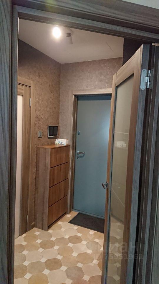 Продажа двухкомнатной квартиры деревня Подолино, Лесная улица 6, цена 5950000 рублей, 2021 год объявление №646471 на megabaz.ru